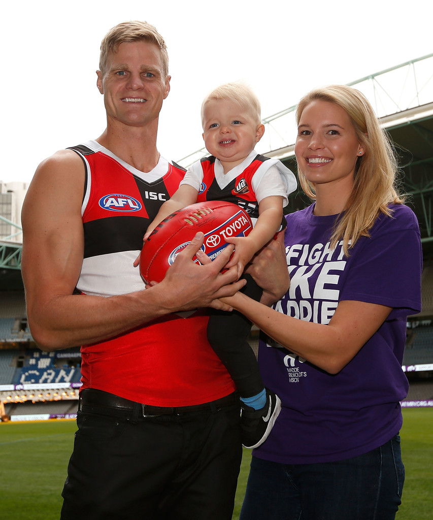 The Aussie Football Players, The Pregnant Schoolgirl, And