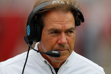 Nick Saban Mercer v Alabama