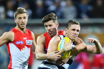 Nick Smith AFL Rd 20 - Geelong v Sydney