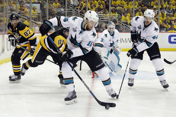 Nick Spaling 2016 NHL Stanley Cup Final - Game One