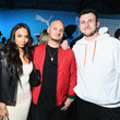Nick Tershay PUMA X Diamond Supply Launch Event in Los Angeles California