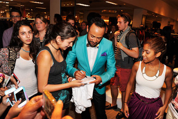 Nick Verreos Lord And Taylor Celebrates Fashion's Night Out 2012