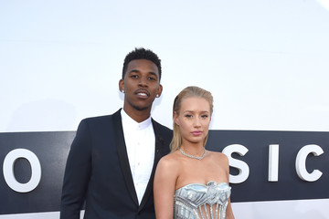 Nick Young Iggy Azalea Arrivals at the MTV Video Music Awards — Part 2