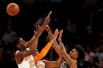 Nick Young Golden State Warriors vs. New York Knicks