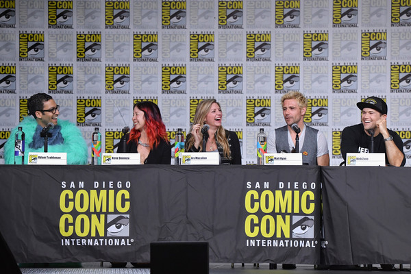 Comic-Con International 2018 - 'DC's Legends Of Tomorrow' Special Video Presentation And Q&A