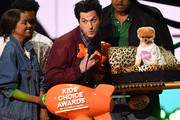 Ben Schwartz and Kat Graham Photos Photo