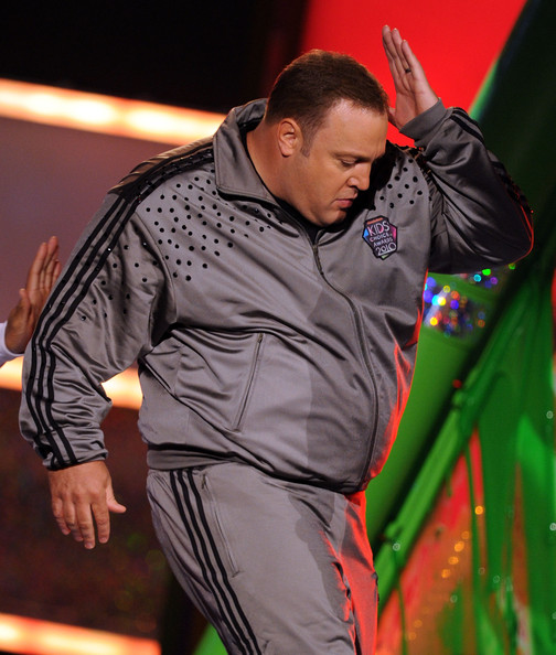 Kevin James In Nickelodeon 39 S 23rd Annual Kids 39 Choice