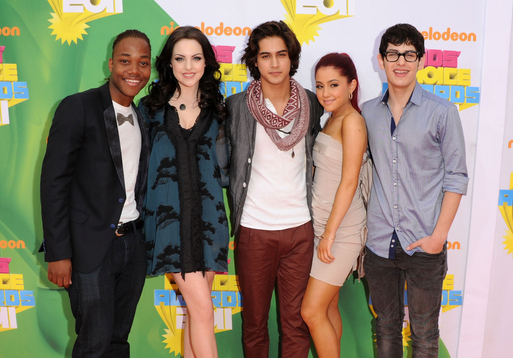 Ariana Grande And Leon Thomas Iii Photos Photos Nickelodeons 24th