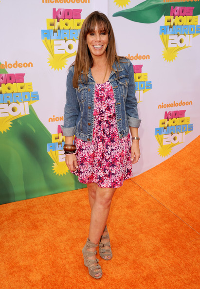 TV personality Melissa Rivers arrives at Nickelodeon's 24th Annual Kids' Choice Awards at Galen Center on April 2, 2011 in Los Angeles, California.