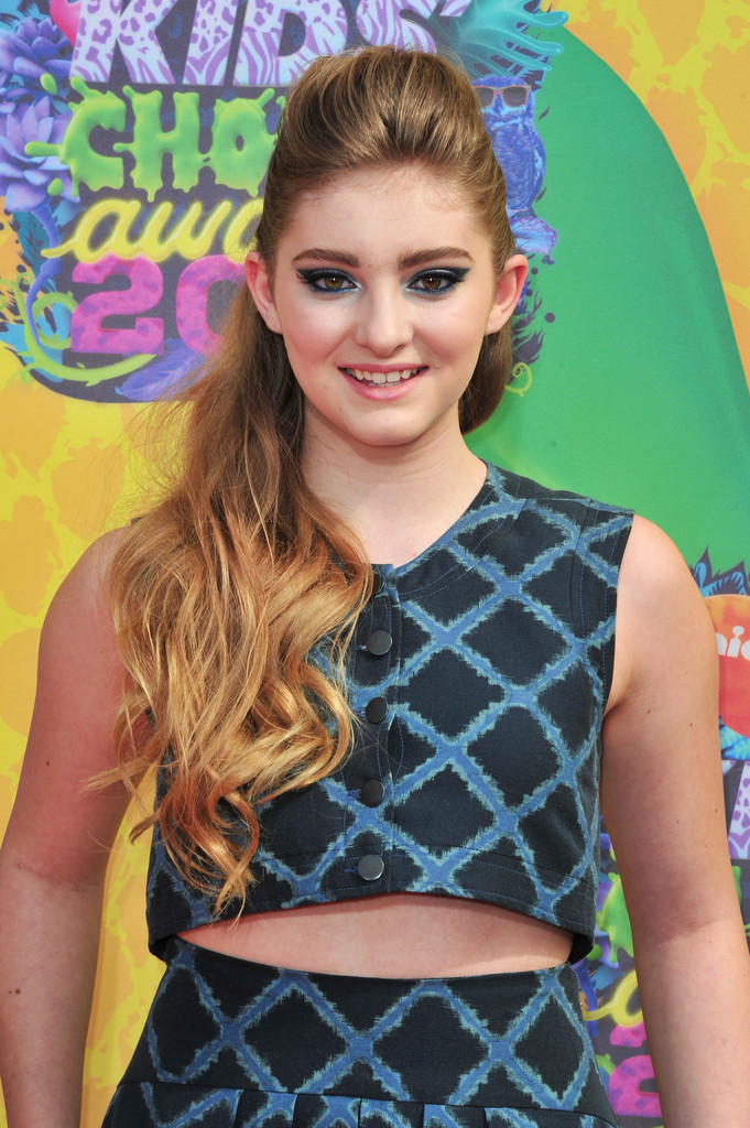 Willow Shields Photos Photos Nickelodeon S 27th Annual