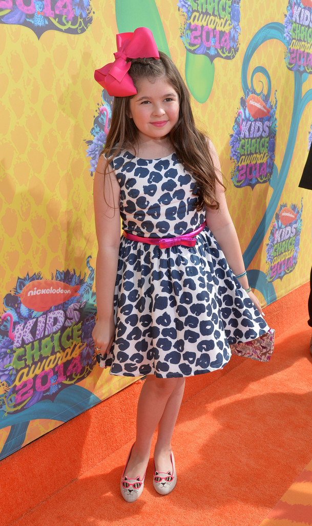 Addison Riecke in Nickelodeon's 27th Annual Kids' Choice ...