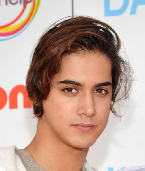 Actor Avan Jogia celebrates Nickelodeon's largest ever Worldwide Day of Play at the Ellipse on September 24, 2011 in Washington, DC.