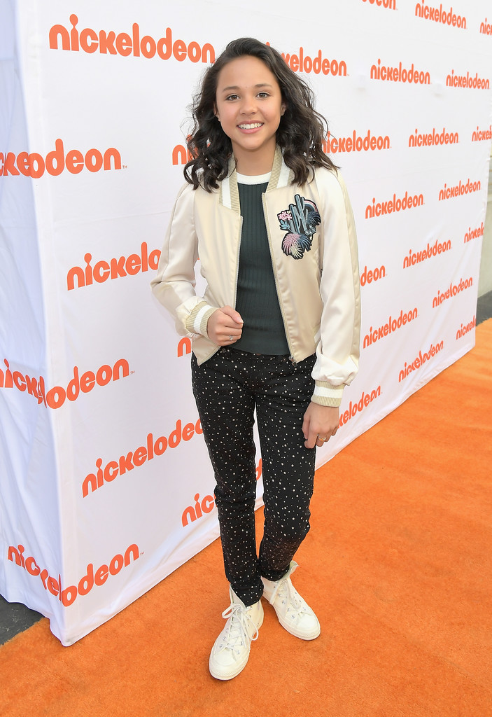 Breanna Yde Photos Photos - Nickelodeons Escape From Mr