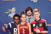 Isabela Moner and Jaheem Toombs Photos Photo