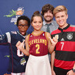 Isabela Moner and Jaheem Toombs