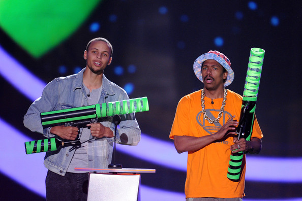 Nick Cannon in Nickelodeon Kids\' Choice Sports Awards Show - Zimbio
