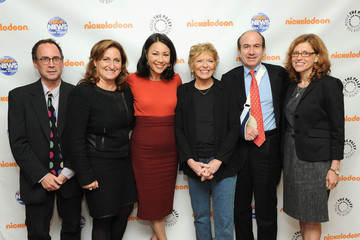 David Bushman Nickelodeon And The Paley Center For Media Celebrate 20th Anniversary Of Nick News With Linda Ellerbee