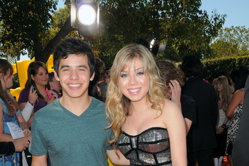 "David Archuleta Nickelodeon Presents ""Fred: The Movie"" Premiere Screening - Red Carpet"