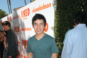 "David Archuleta attends Nickelodeon's ""Fred: The Movie"" premiere screening event at Paramount Theater on September 11, 2010 in Hollywood, California. Based on one of the most popular internet characters of all time, the original film follows Fred's quest to win over his unrequited love, Judy. ""Fred: The Movie"" premieres Saturday, September 18 at 8:00 p.m. (ET/PT) on Nickelodeon."