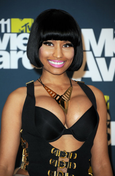 nicki minaj 2011 mtv movie awards. 2011 MTV Movie Awards - Press
