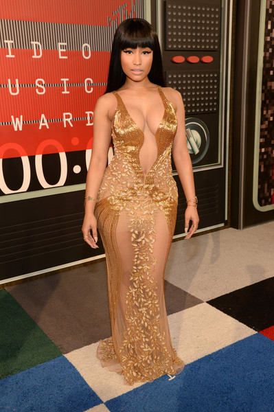 Nicki Minaj Photos Photos - 2015 MTV Video Music Awards - Red Carpet