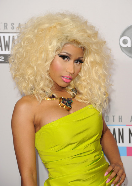 Nicki Minaj - The 40th American Music Awards - Arrivals