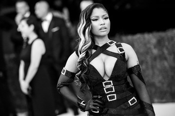 Nicki Minaj 'Manus x Machina: Fashion in an Age of Technology' Costume Institute Gala - Alternative Views