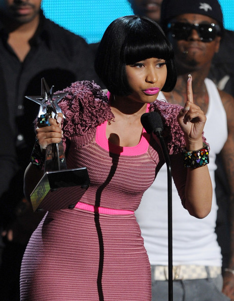 Nicki Minaj - BET Awards '11 - Show
