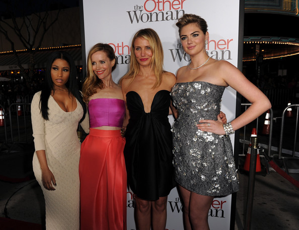 'The Other Woman' Premieres in LA — Part 4