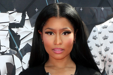Nicki Minaj Celebs Arrive at the 2015 BET Awards