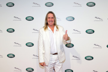 Nicko McBrain Jaguar Land Rover Host Special VIP Preview To Reveal The F-TYPE And All-New Range Rover At Paramount Studios