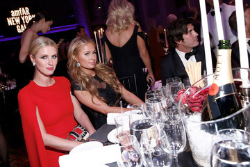 Nicky Hilton Moet & Chandon Toasts To The amfAR Gala In NYC
