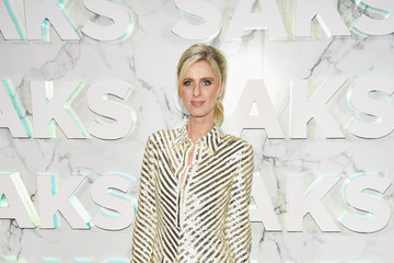 Nicky Hilton Rothschild Saks Celebrates New Main Floor With Lupita Nyong'o, Carine Roitfeld And Musical Performance By Halsey