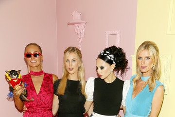 Nicky Hilton Rothschild Tessa Hilton Alice And Olivia By Stacey Bendet - Arrivals - September 2019 - New York Fashion Week: The Shows
