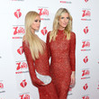 Nicky Hilton Rothschild The American Heart Association's Go Red For Women Red Dress Collection 2020 - Arrivals & Front Row