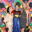 Nicky Hilton alice + olivia By Stacey Bendet - September 2021 - New York Fashion Week: The Shows