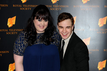 Nico Mirallegro Arrivals at the RTS Programme Awards