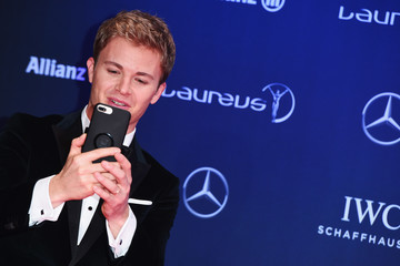 Nico Rosberg Red Carpet - 2017 Laureus World Sports Awards - Monaco