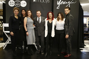 Nico Tortorella Macy's Celebrates The 50th Anniversary Of The Mayor's Office Of Media And Entertainment With Fashion Show Curated By Costume Designers Patricia Field & Jacqueline Demeterio From TV Land's Younger