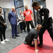 Nicola Adams The Prince Of Wales Opens The Prince's Trust South London Centre