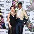 Nicola Adams GQ Men Of The Year Awards 2021 - Red Carpet Arrivals