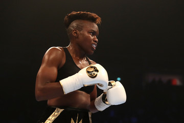 Nicola Adams Boxing at Manchester Arena