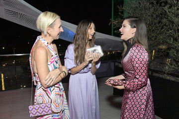 Nicola Glass InStyle And Kate Spade Dinner At Spring Place