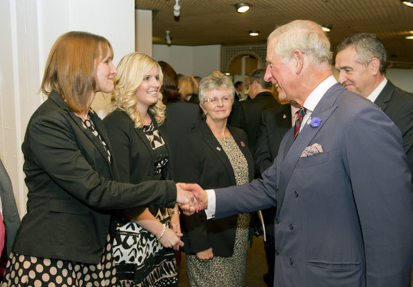 Prince Charles, Prince Of Wales Attends 10th Annual Police Memorial Day Service