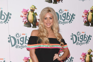 Nicola McLean World Premiere of Nick Jr.'s 'Digby Dragon'
