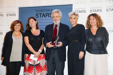 Nicola Piovani Awards Ceremony For the Soundtrack Stars 2015 - 72nd Venice Film Festival