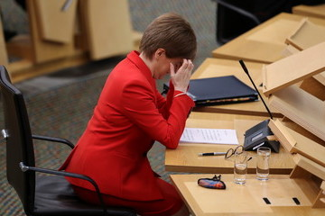 Nicola Sturgeon European Best Pictures Of The Day - December 22