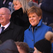 Nicola Sturgeon Scotland v England - Guinness Six Nations