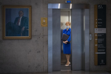 Nicola Sturgeon European Best Pictures Of The Day - November 13