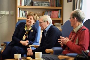 Nicola Sturgeon Nicola Sturgeon Announces Extra Investment For Health And Social Care